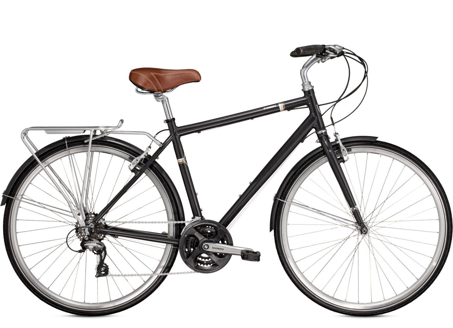 Classic Black Bicycle 544.06 Kb
