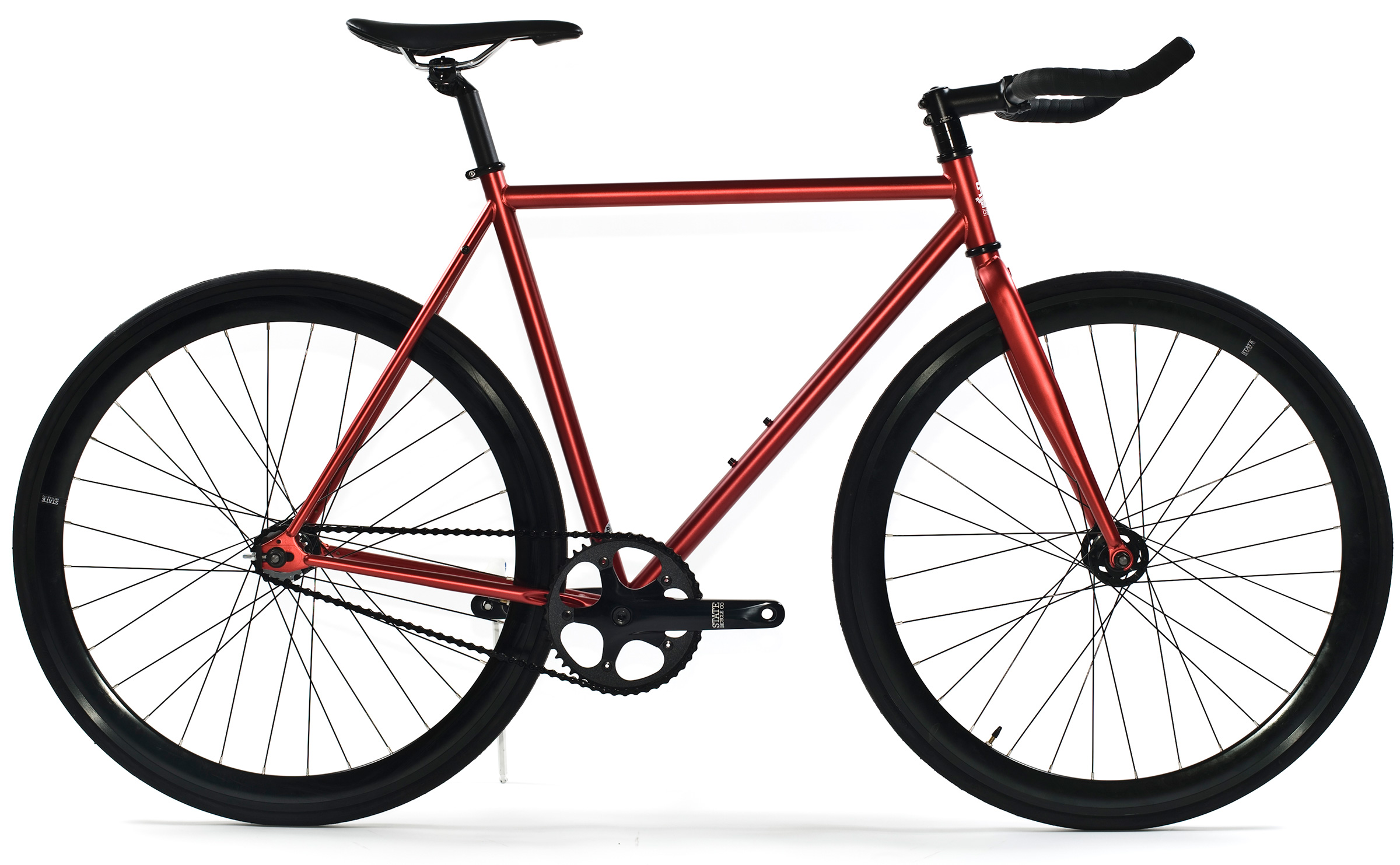Red Sport Bicycle