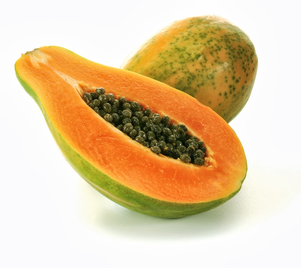 Papaya Ripe Fruit 59.08 Kb