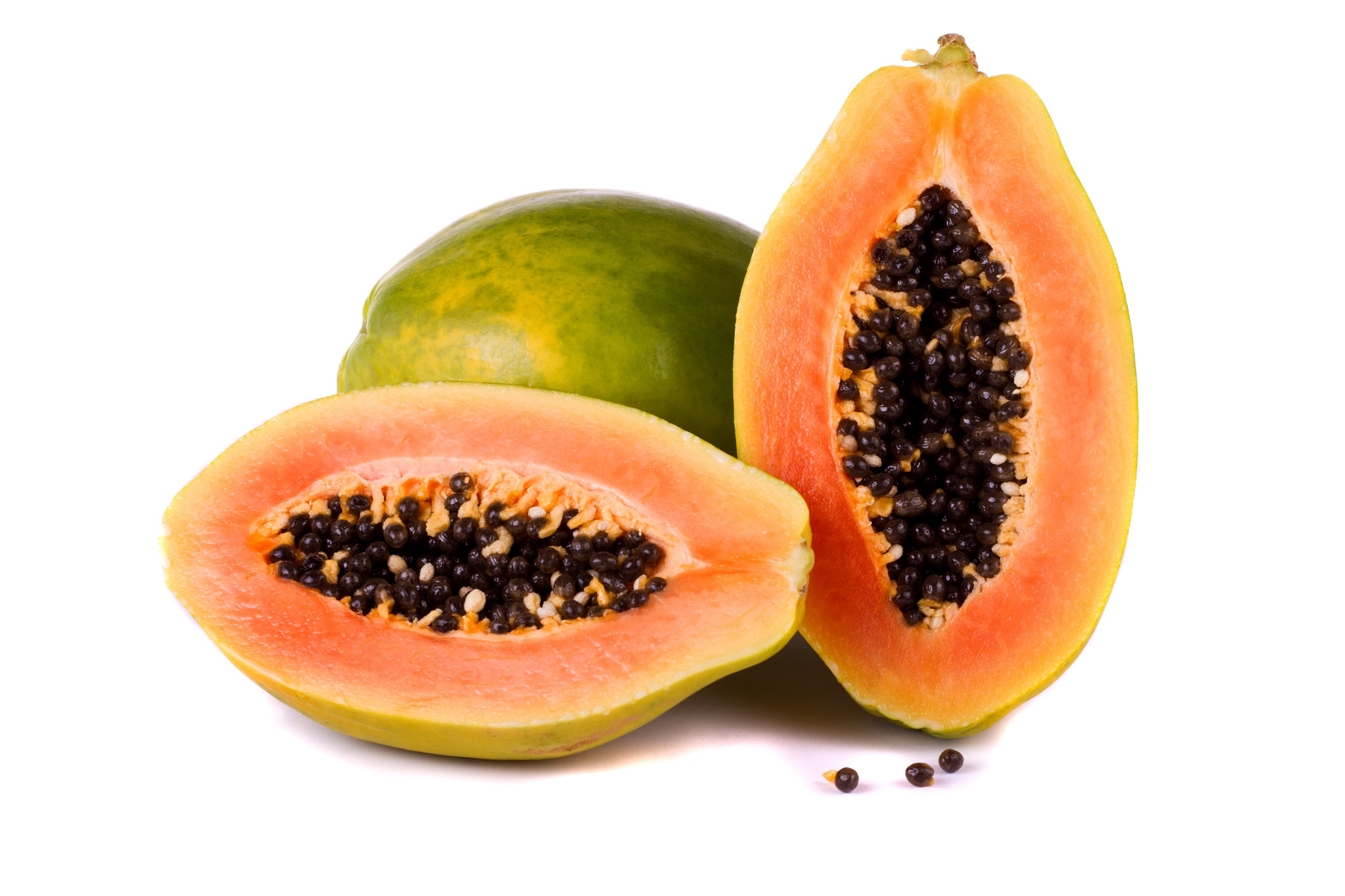 Papaya with Yellow Flesh 59.08 Kb