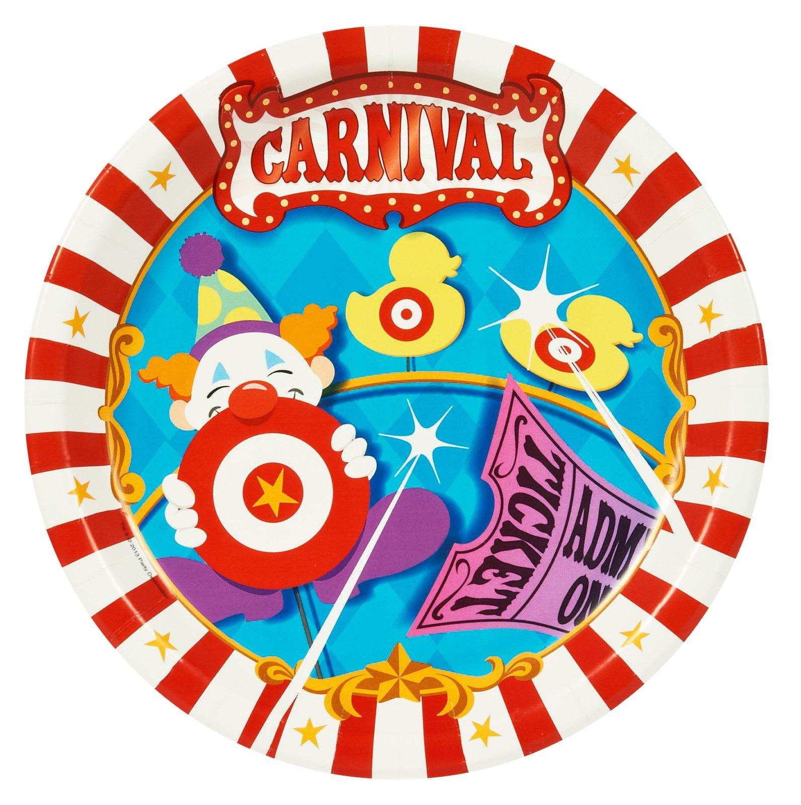 Carnival Ticket and Logo 300.33 Kb