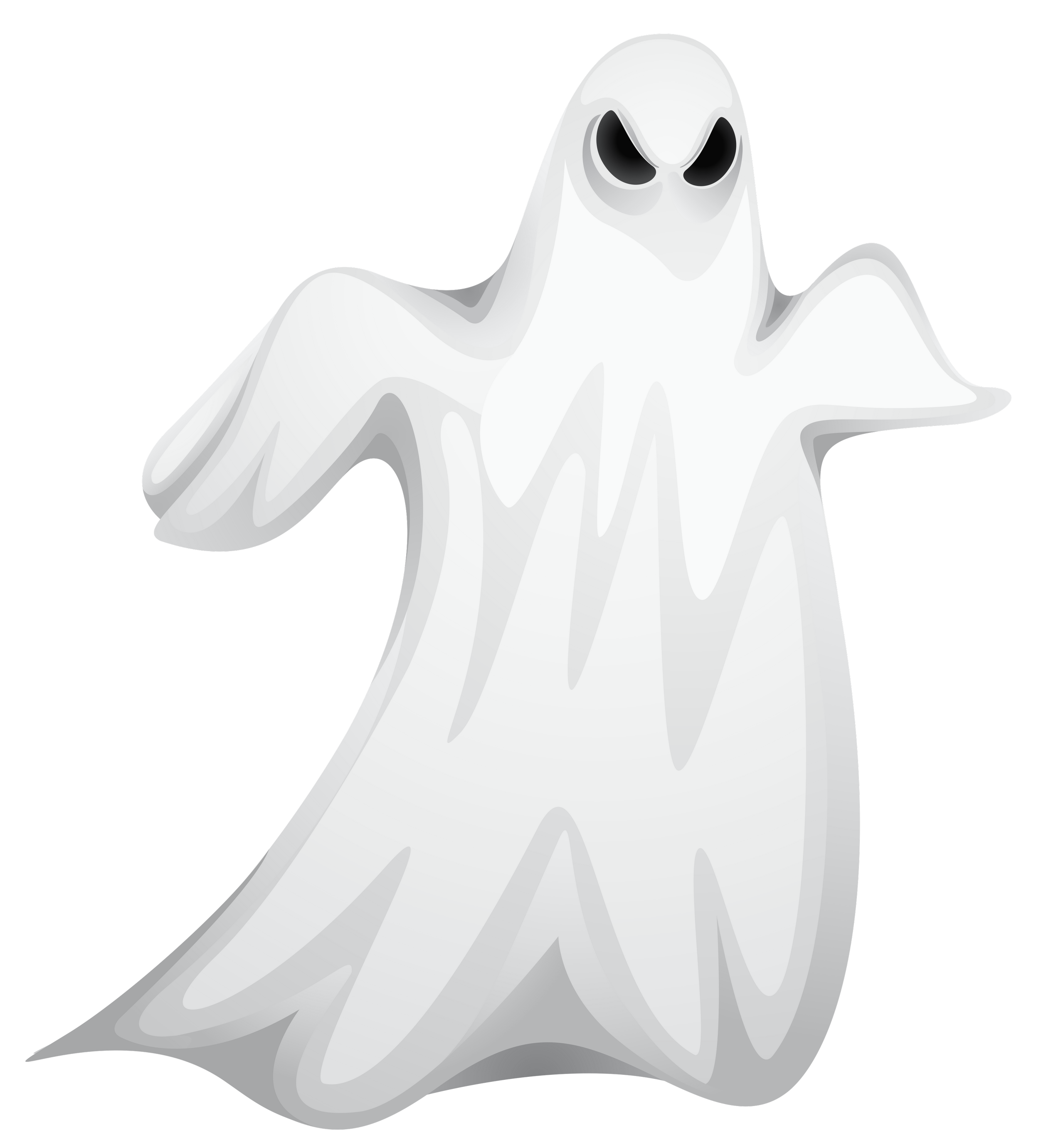 Scary White Ghost 473.75 Kb