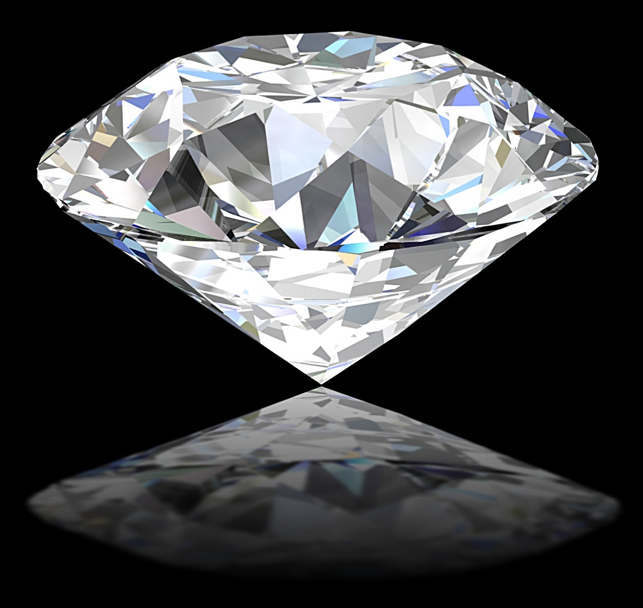 Gem Grade Diamond