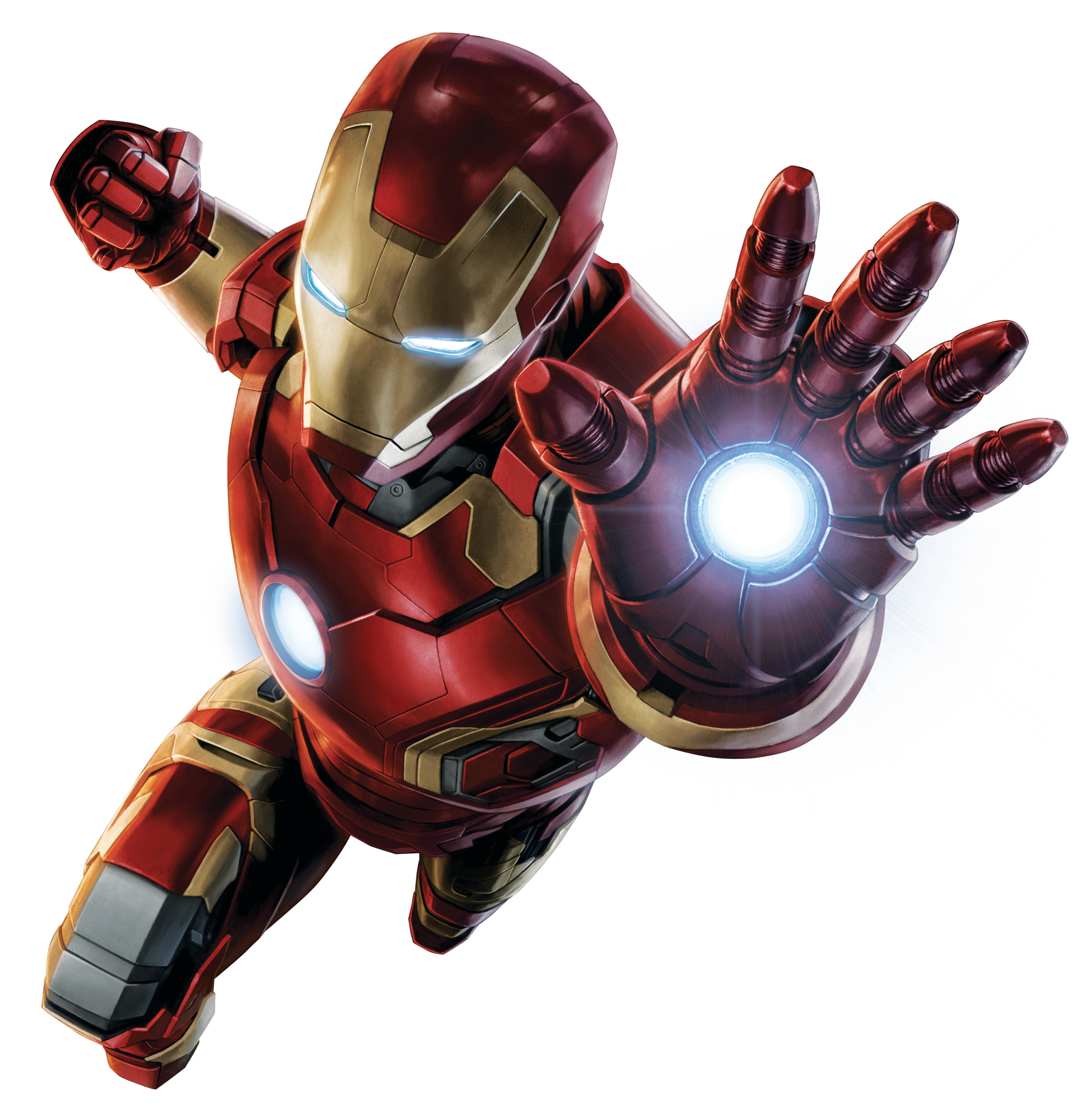 Iron Man Powerful Hit 119.91 Kb