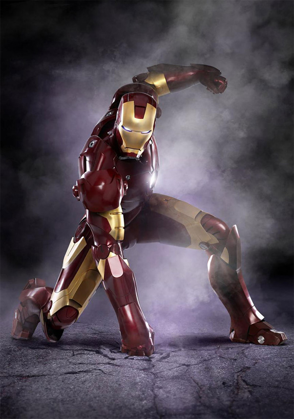 Iron Man Strong Hit