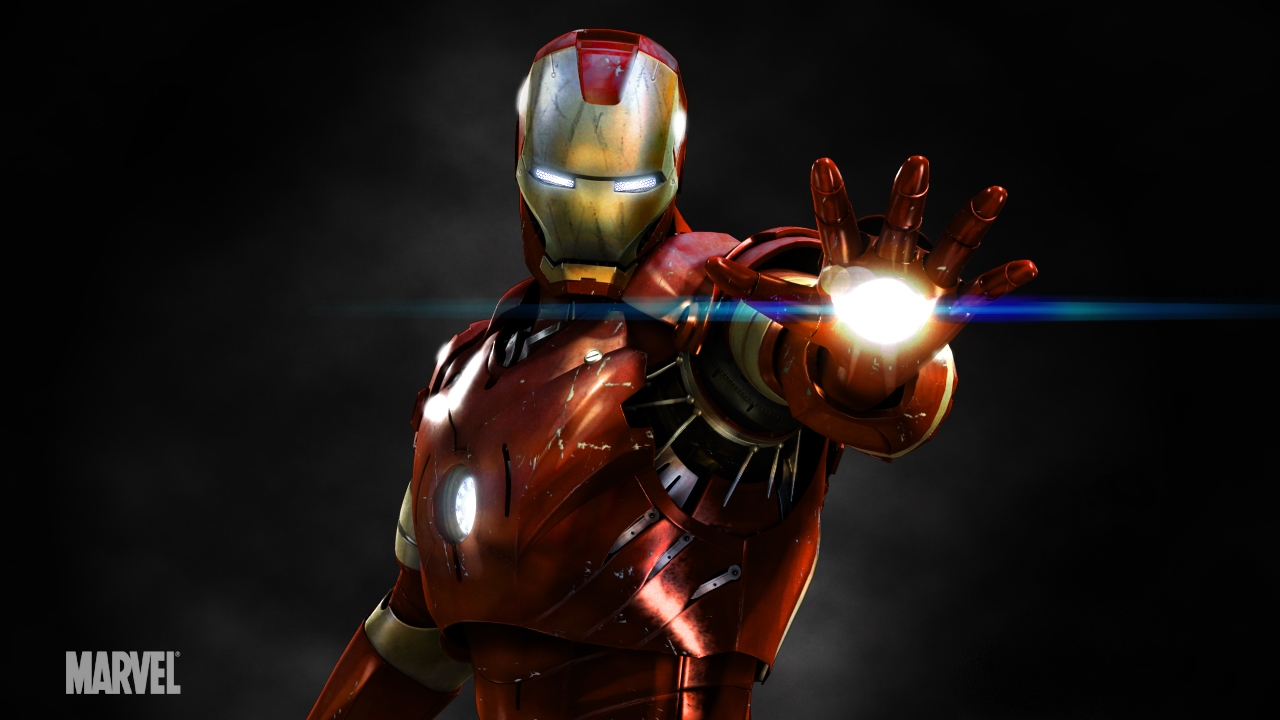 Iron Man Array of Weapons