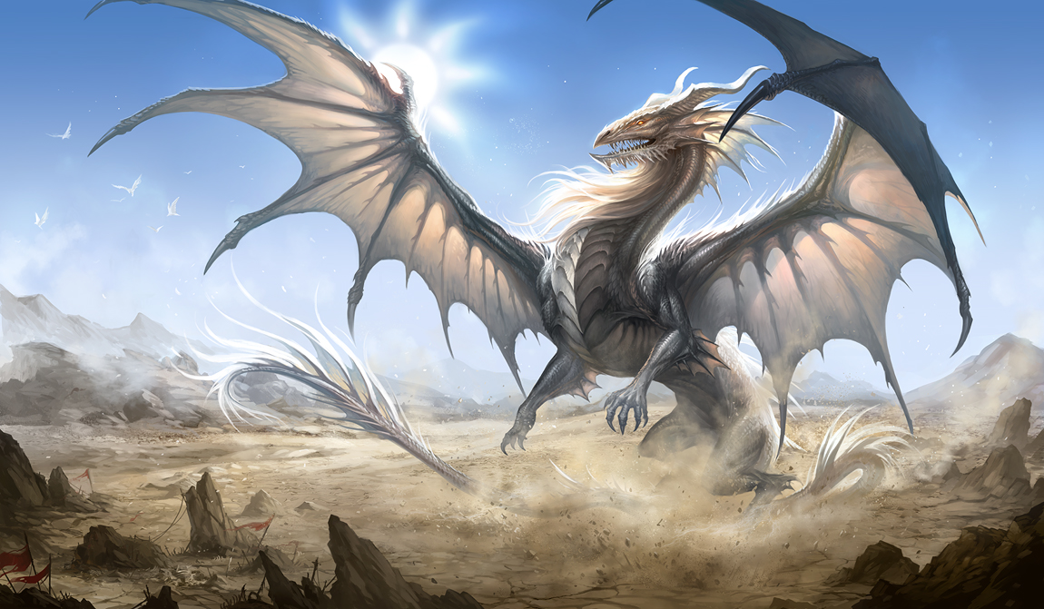 Fantasy World Dragon