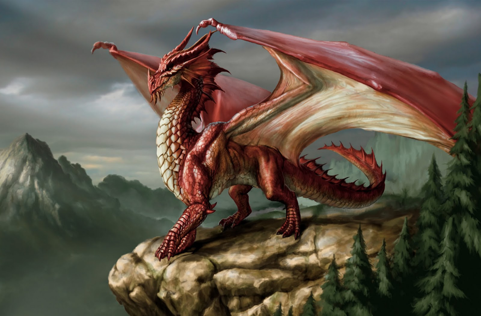 Dragon Legendary Creature