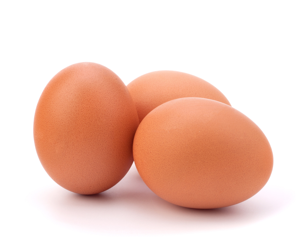 Chicken Raw Egg