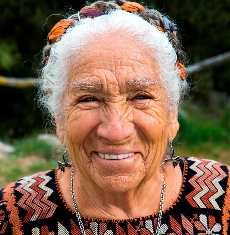 Mexican Old Grandmother 501.12 Kb