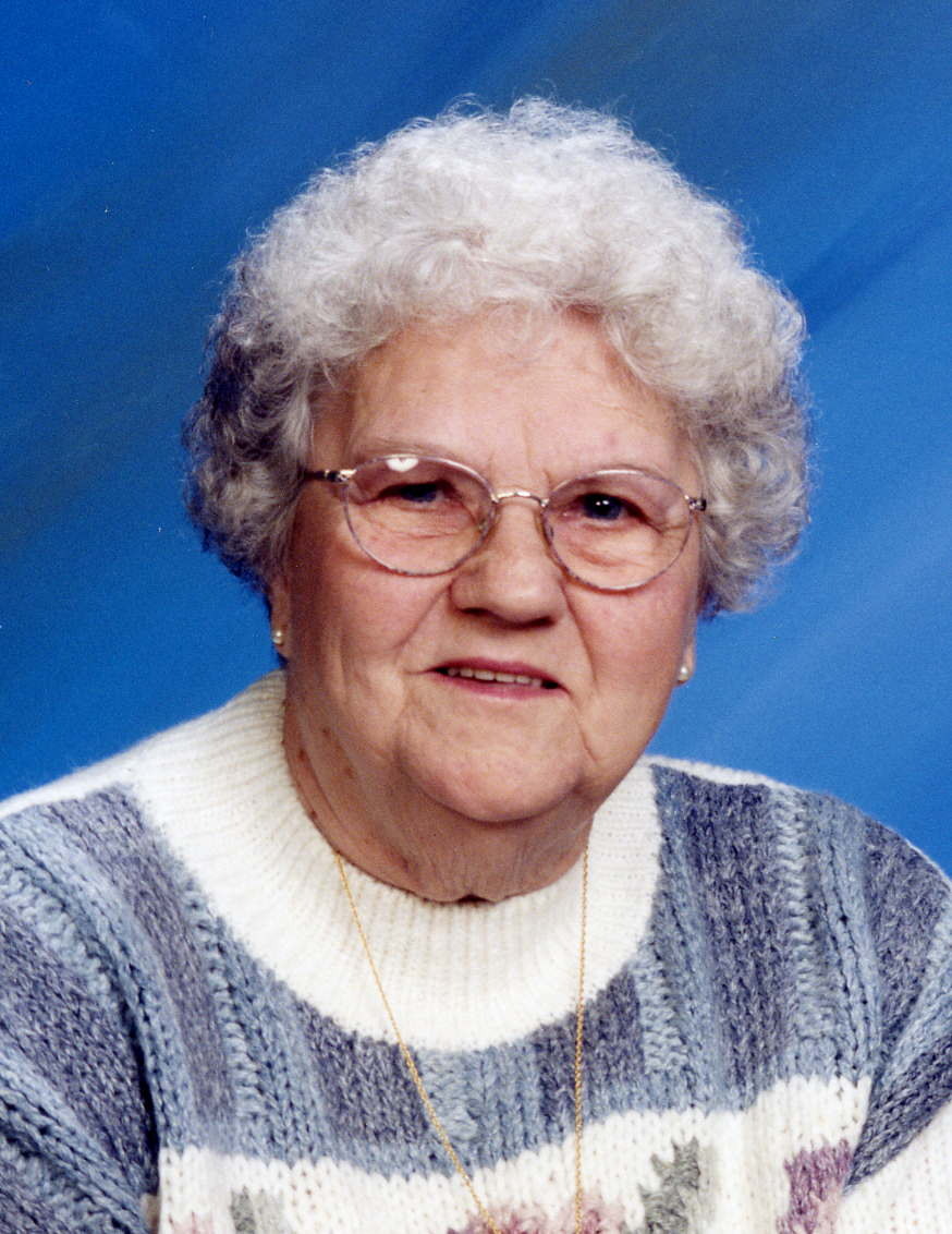 Grandmother in Glasses Picture 501.12 Kb