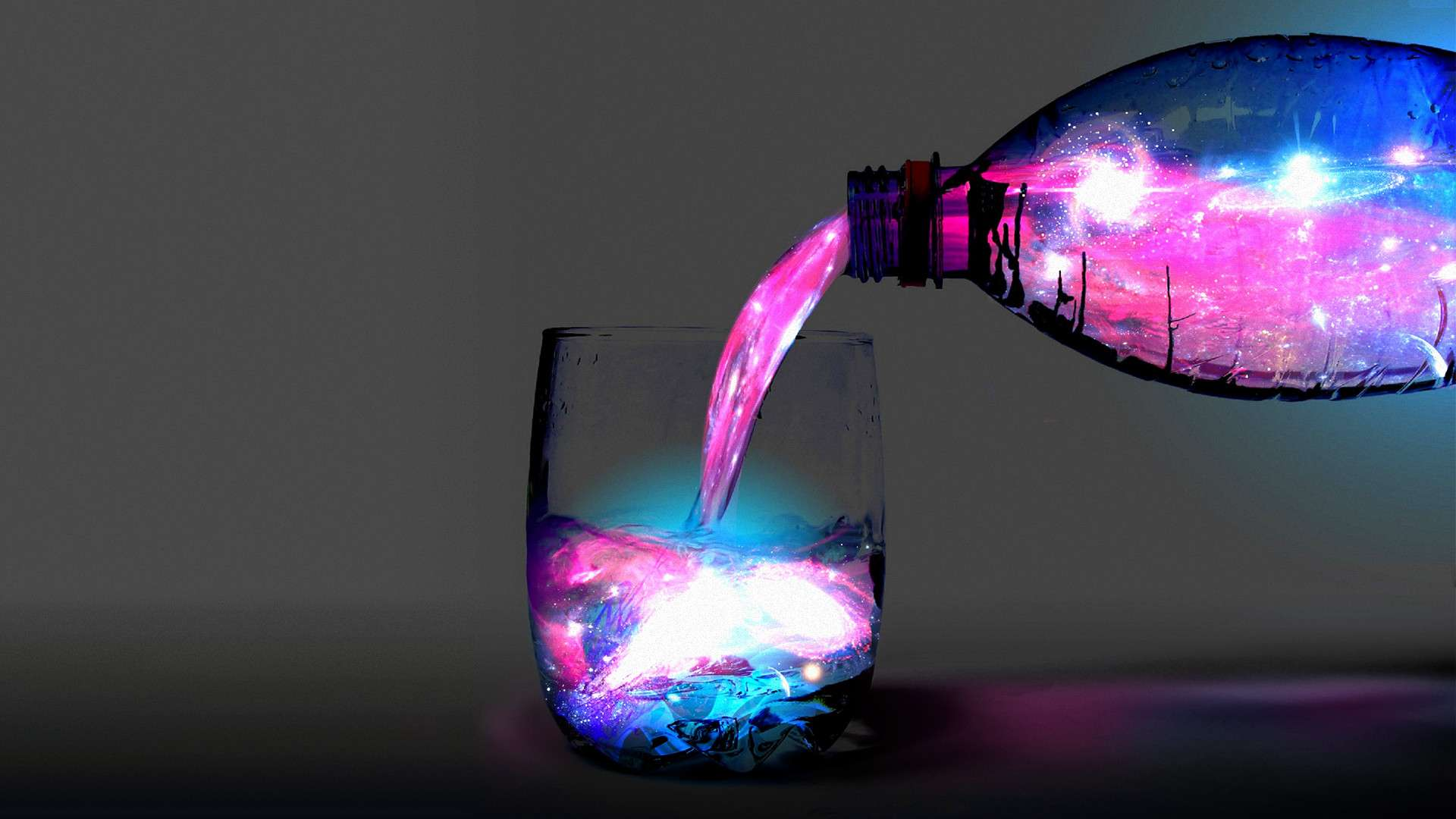 Magic Colorful Liquid  18.79 Kb