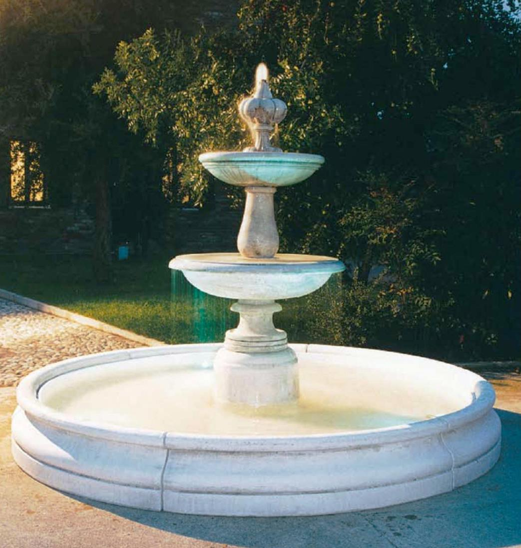 old fashioned fountain on backyard 4244581 1043x1096 all for