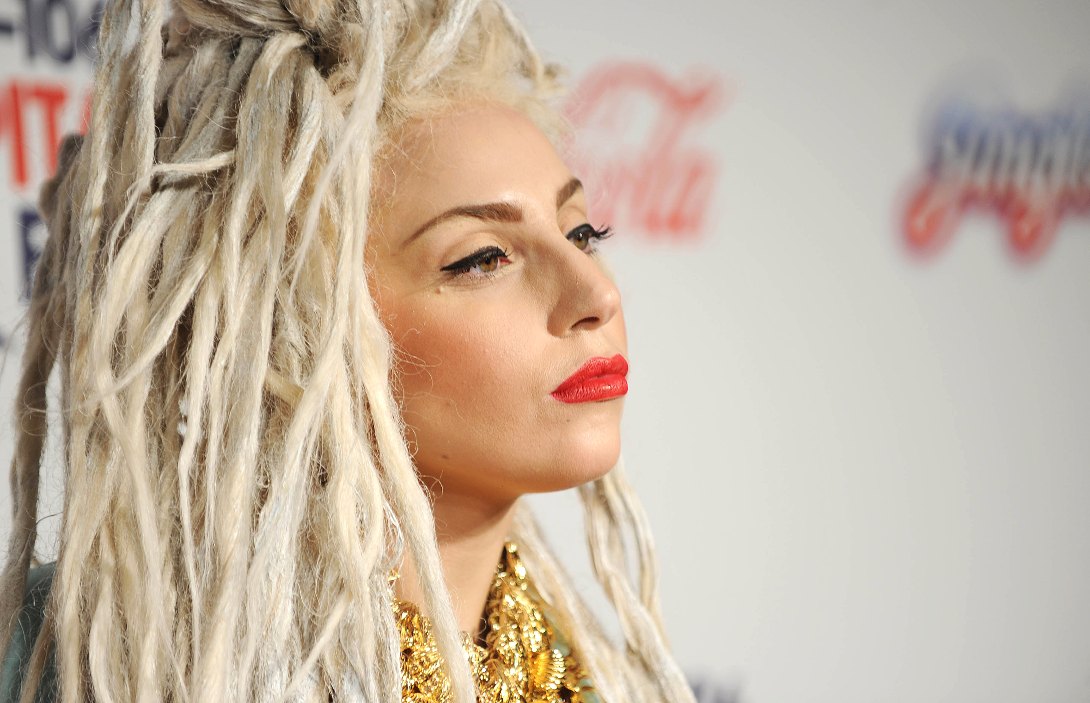 Lady Gaga Dreads Hair