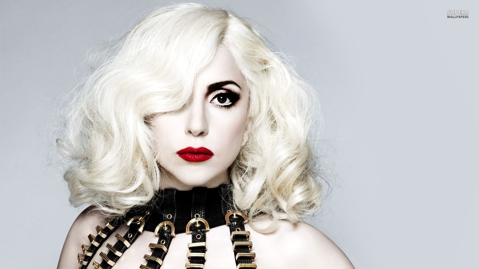 Lady Gaga Madonna Look