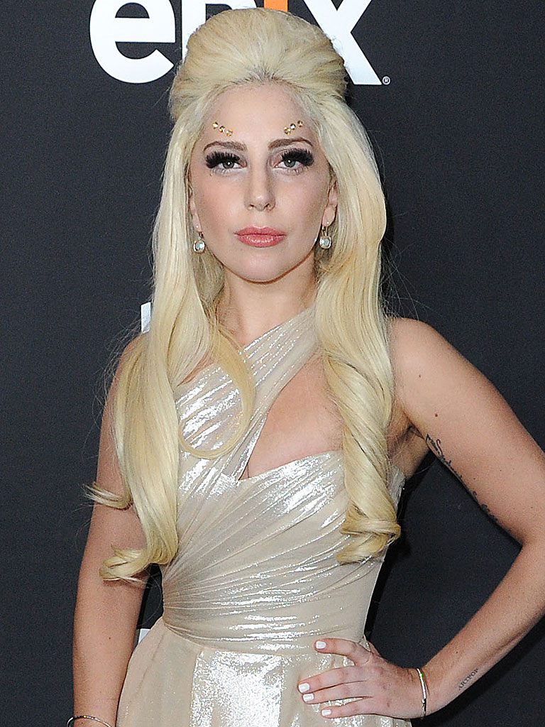 Lady Gaga at Music Awards