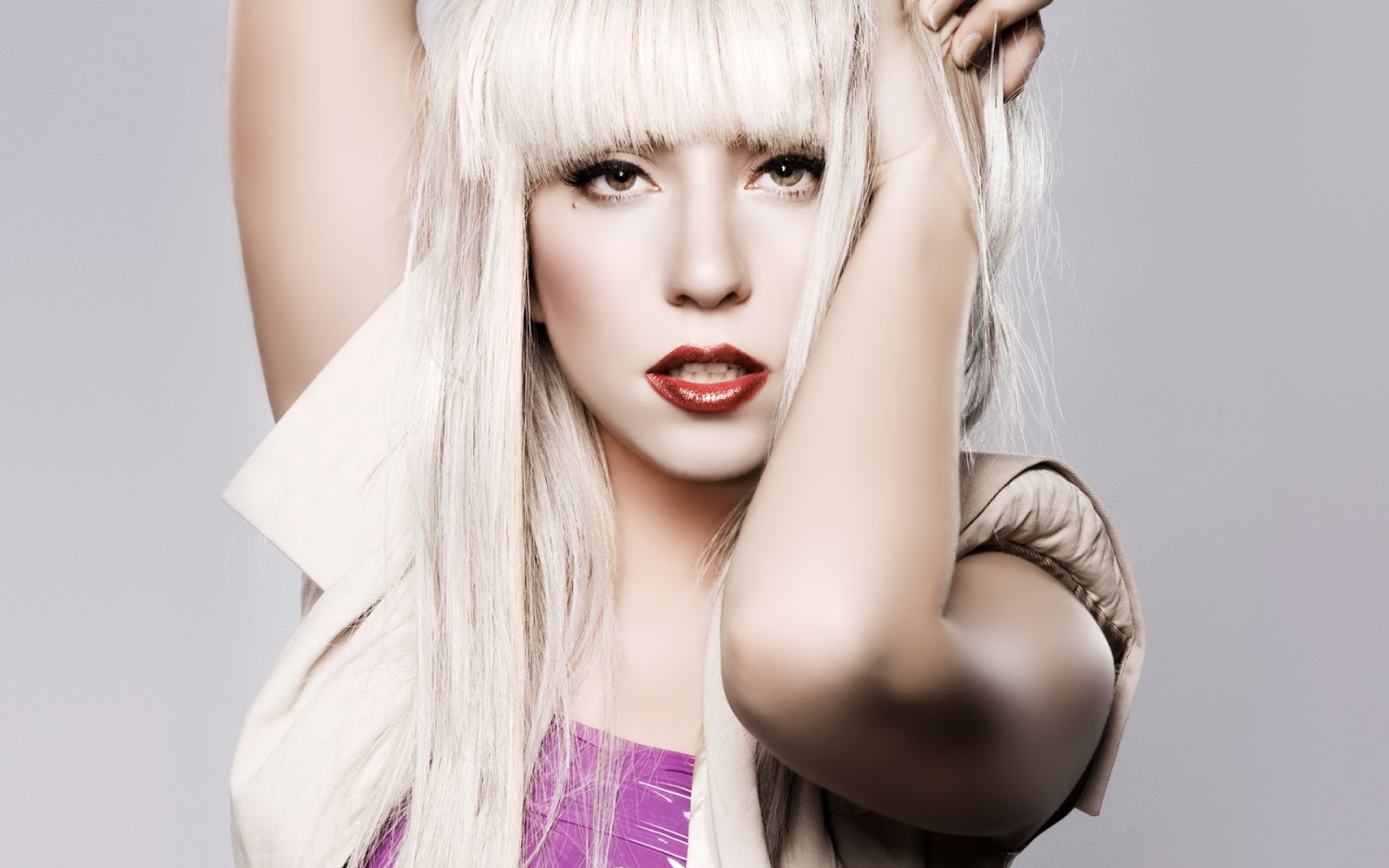 Young Lady Gaga