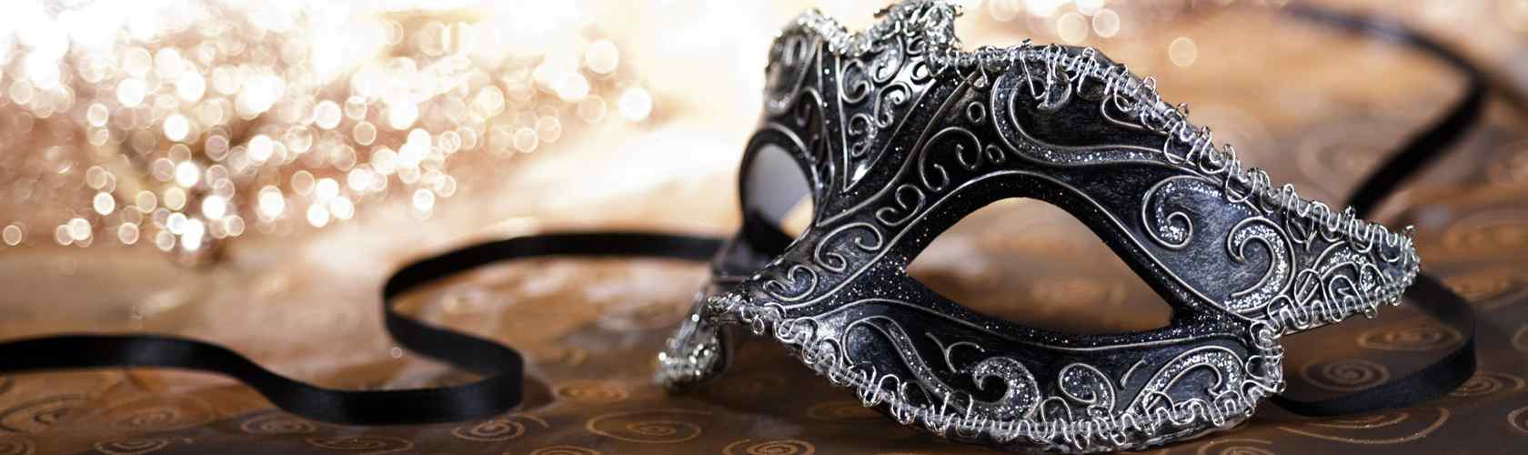 Ornamental Masquerade Mask 923.79 Kb
