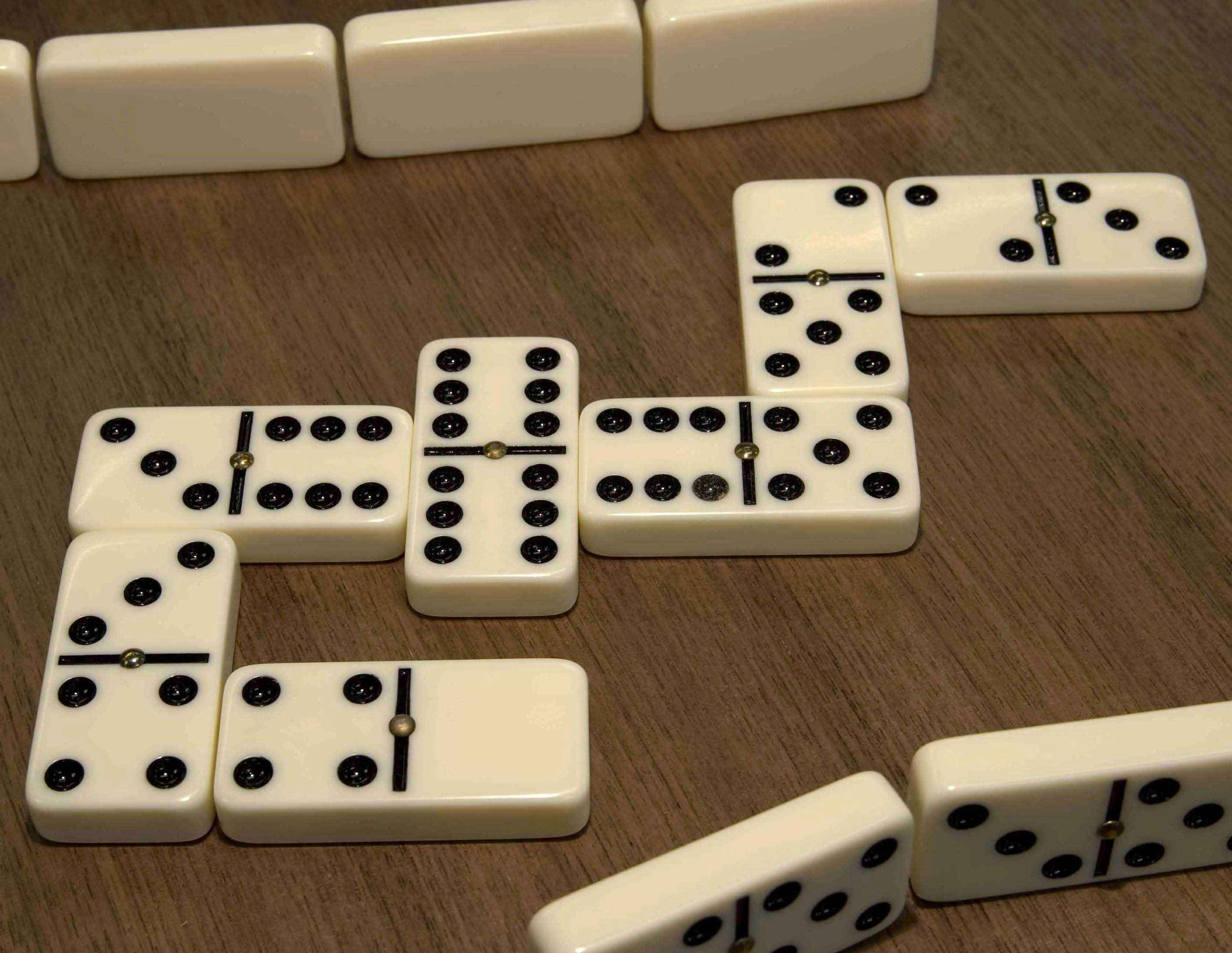 Interesting Game of Dominoes 167.17 Kb