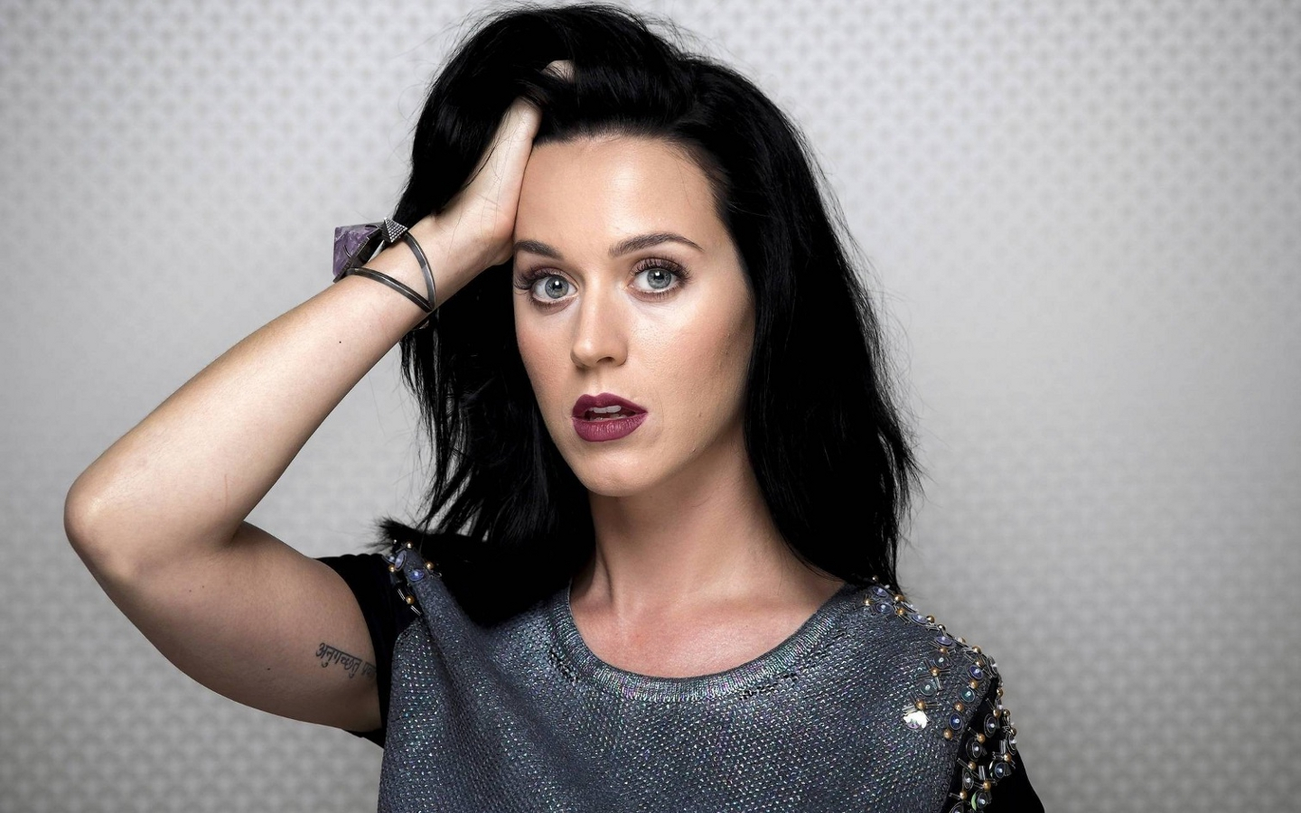 Katy Perry Surprised Look
