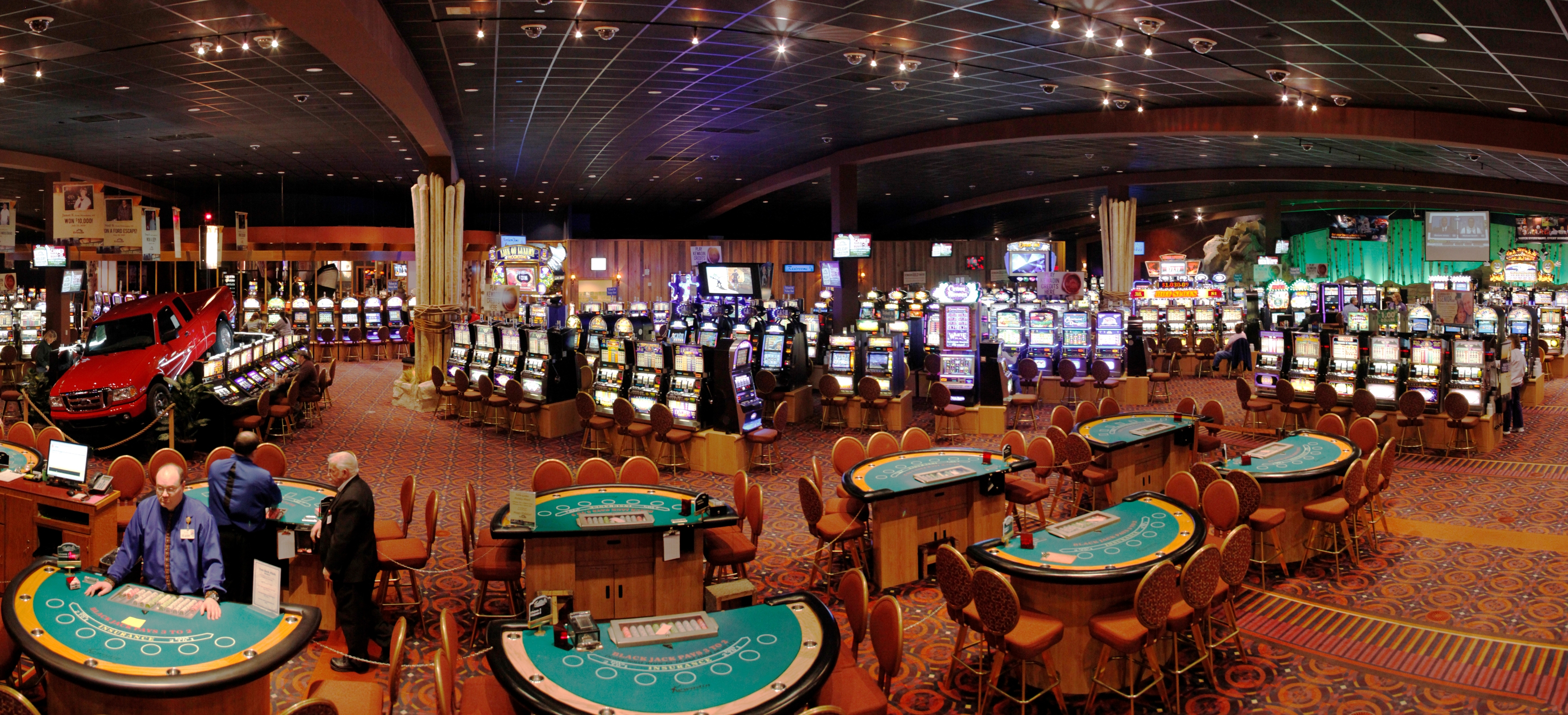 Big Casino Equipped Hall 4245149 3391x1547 All For Desktop