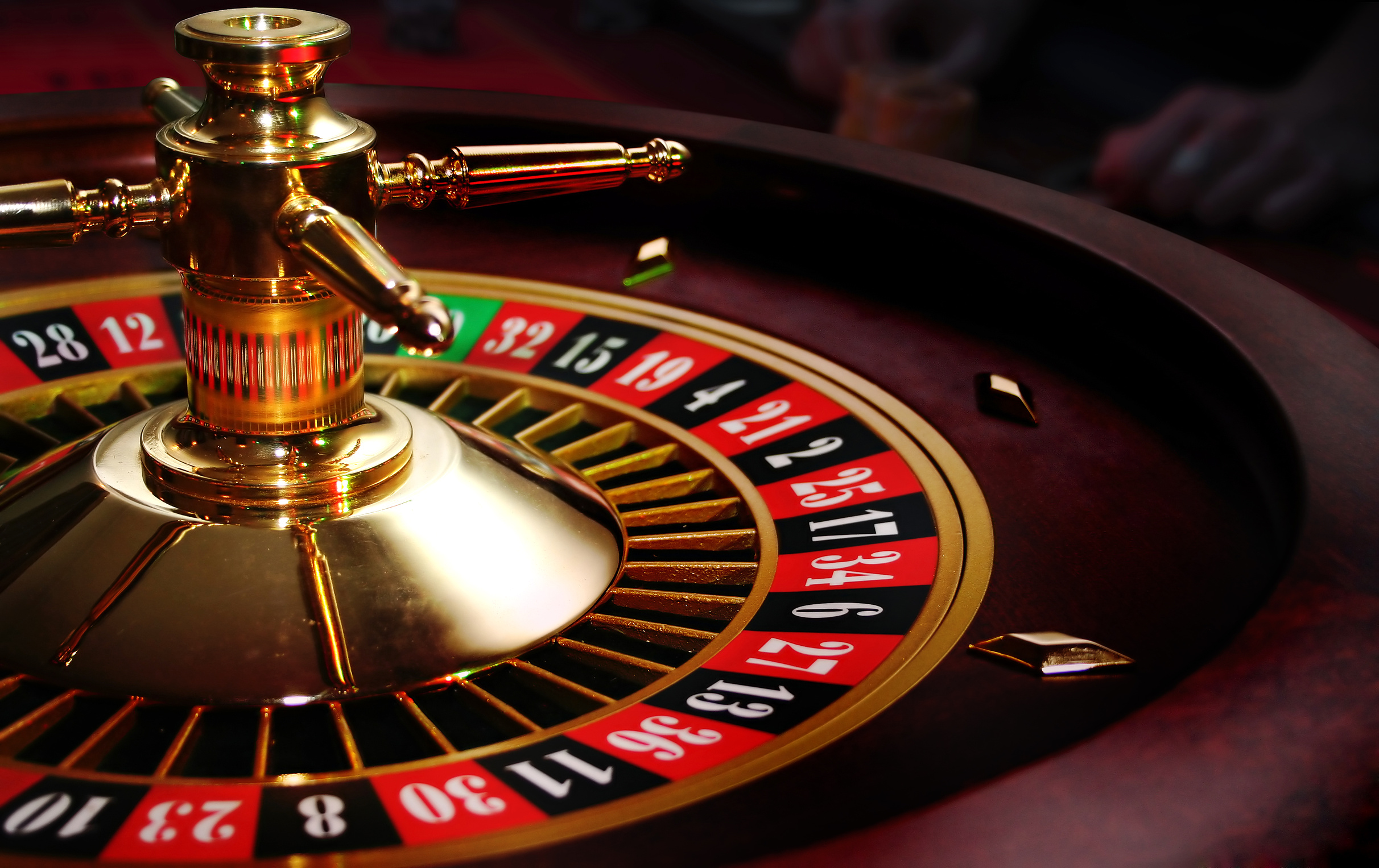 Casino Roulette Table 4149.89 Kb