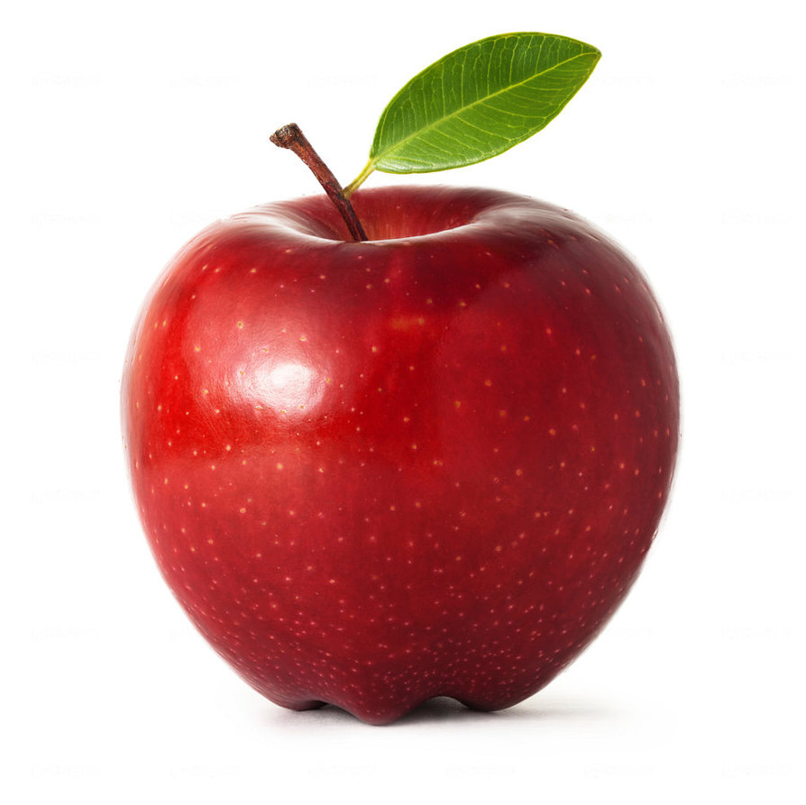 Fresh Ripe Apple 173.34 Kb