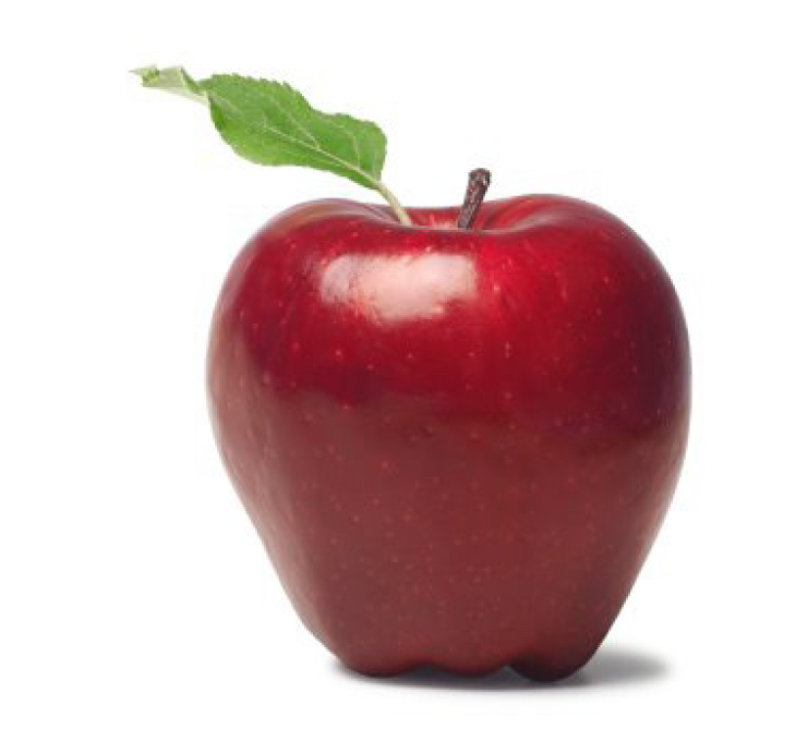 Ripe Apple Fruit 19.98 Kb