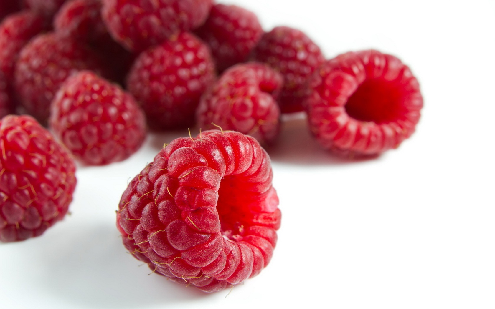 Sweet Raspberries Pictures 3017.41 Kb