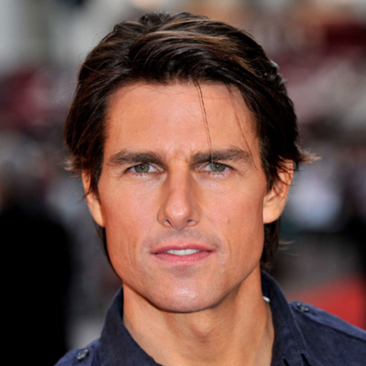 Tom Cruise Face