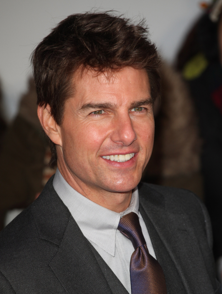 Tom Cruise Mapother IV