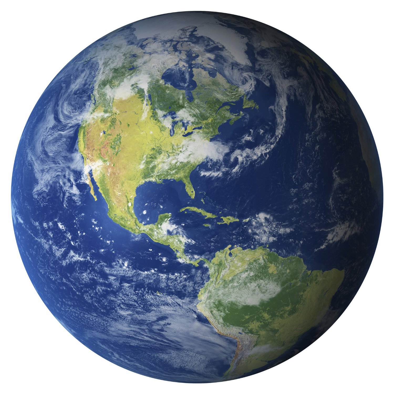 America on Earth Globe 8823.66 Kb