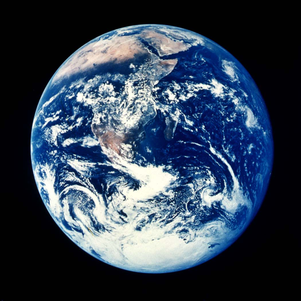 Earth Image from Space