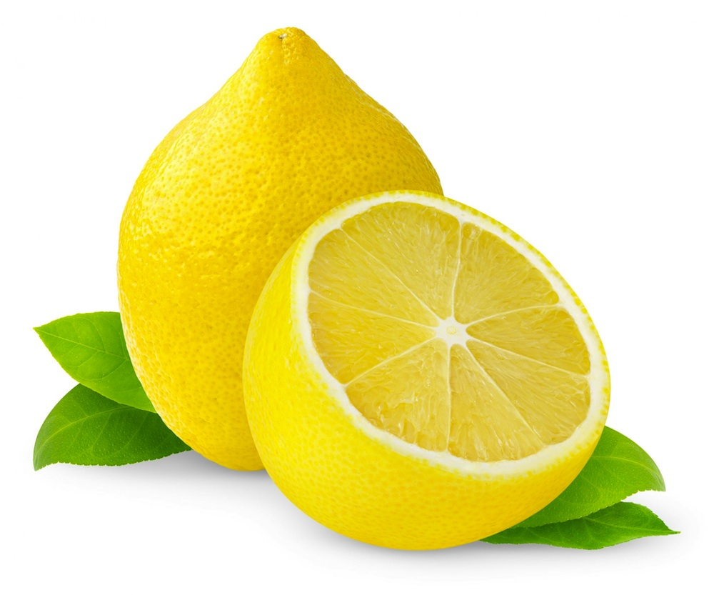 Cut Fresh Lemon 356.6 Kb