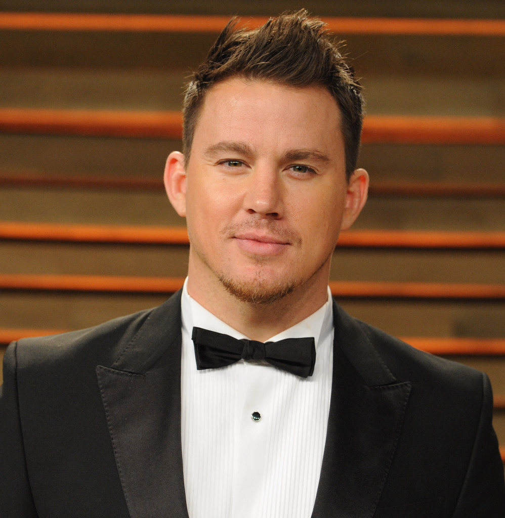 Channing Tatum in Formal Attire
