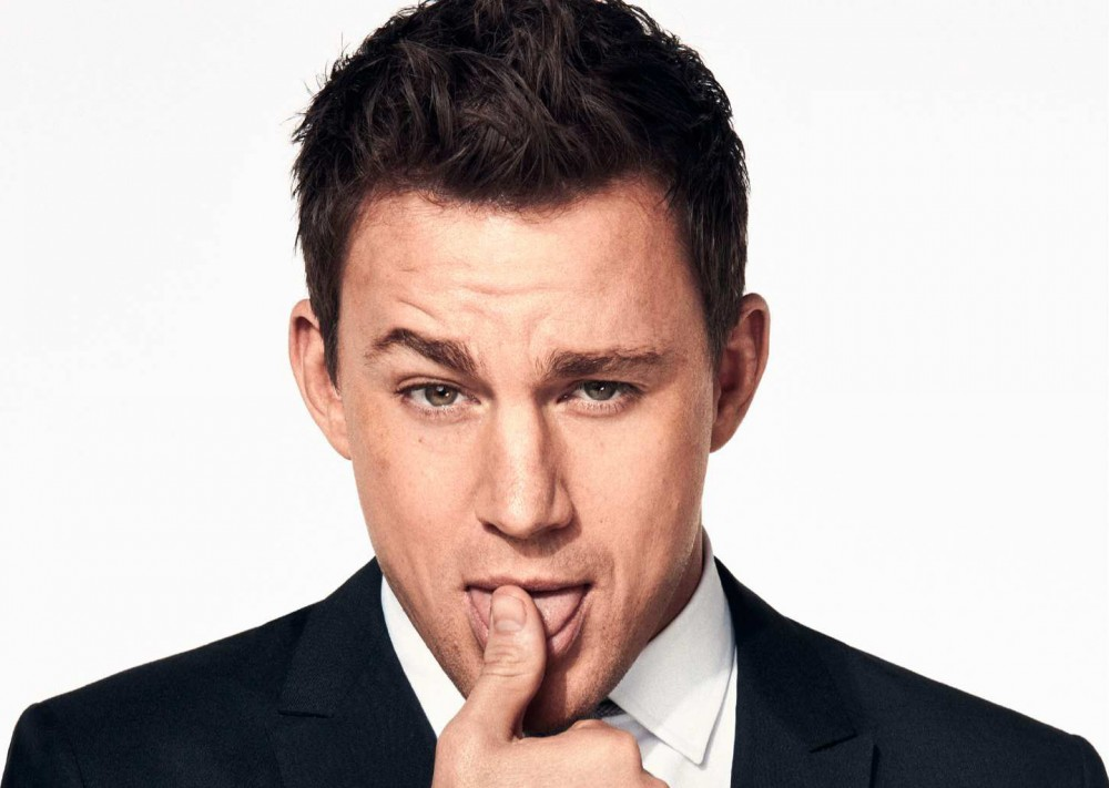 Channing Tatum Sexy Look 70.71 Kb