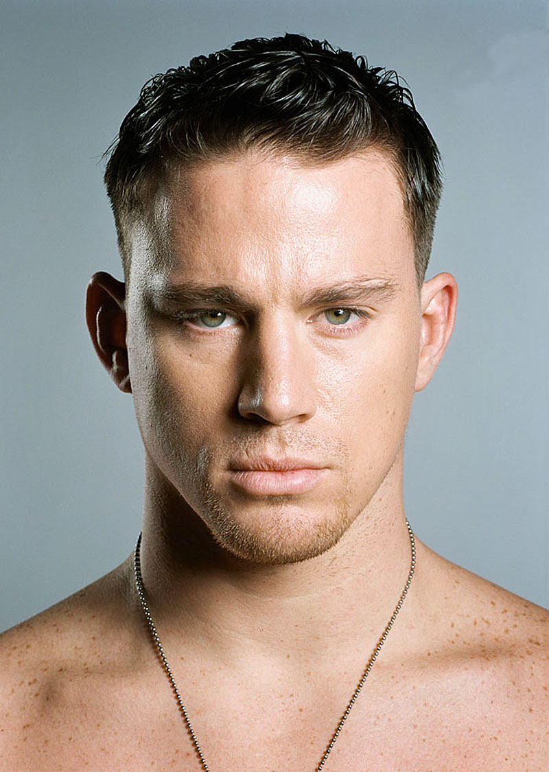 Channing Tatum Soldier 70.71 Kb