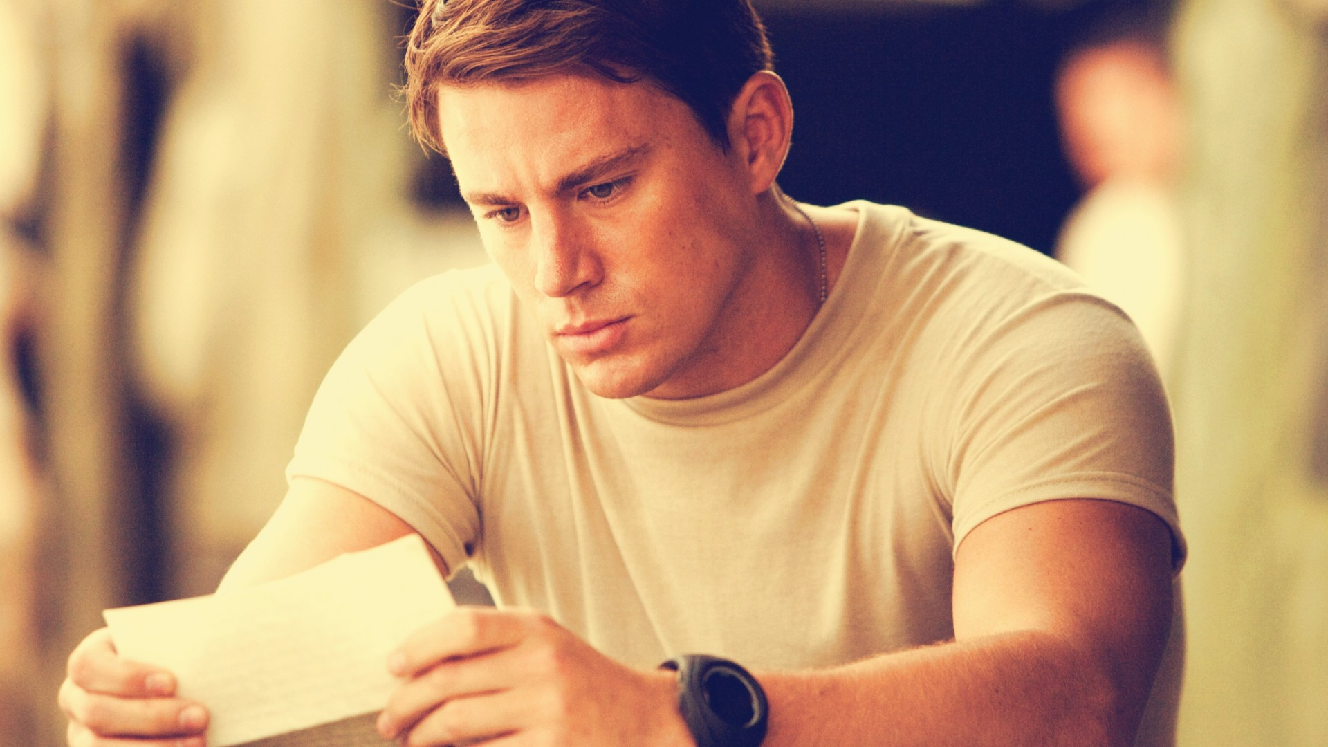 Channing Tatum Movie Shoot 70.71 Kb