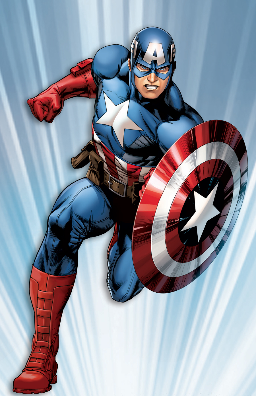 Captain America Super Hero 1662.08 Kb