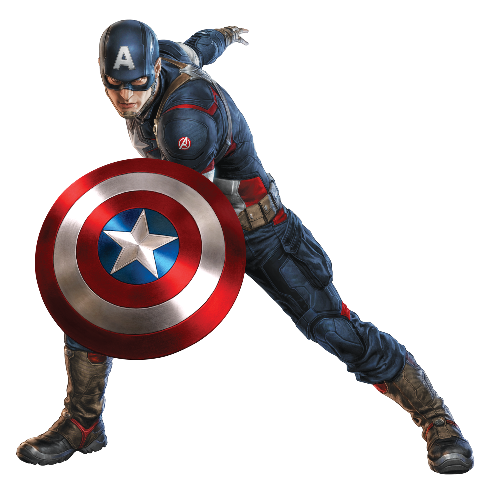 Captain America Fictional Superhero