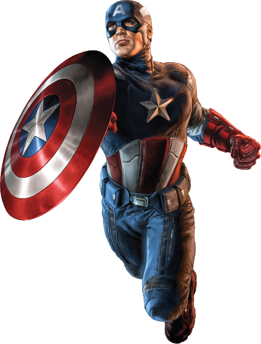 Captain America Shield 1037.32 Kb