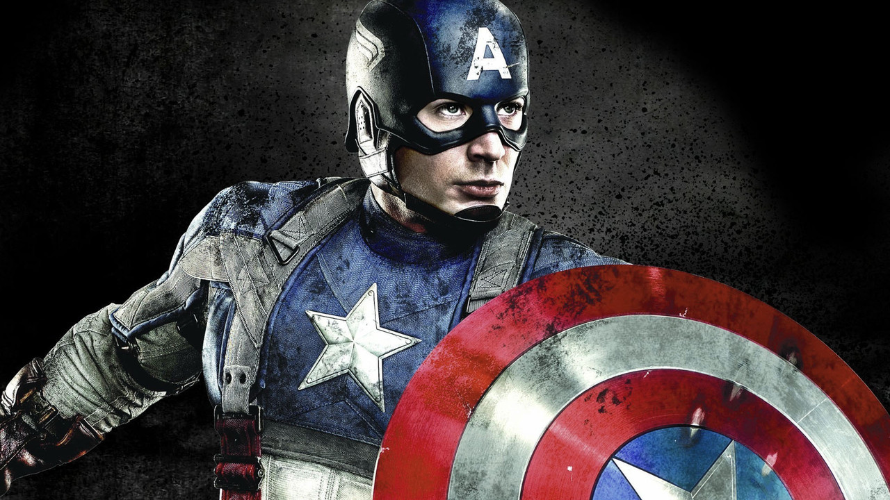 Captain America Christopher Robert Evans 1662.08 Kb