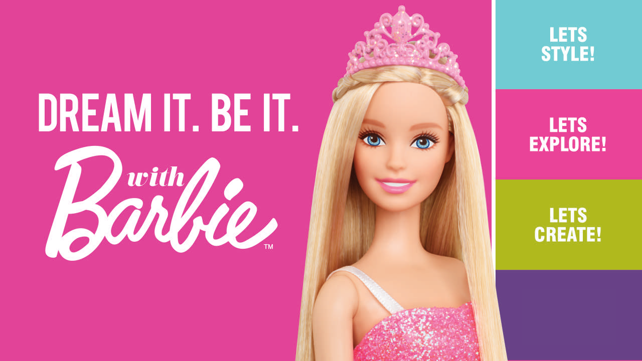 Barbie Style - Explore, Create 613 Kb