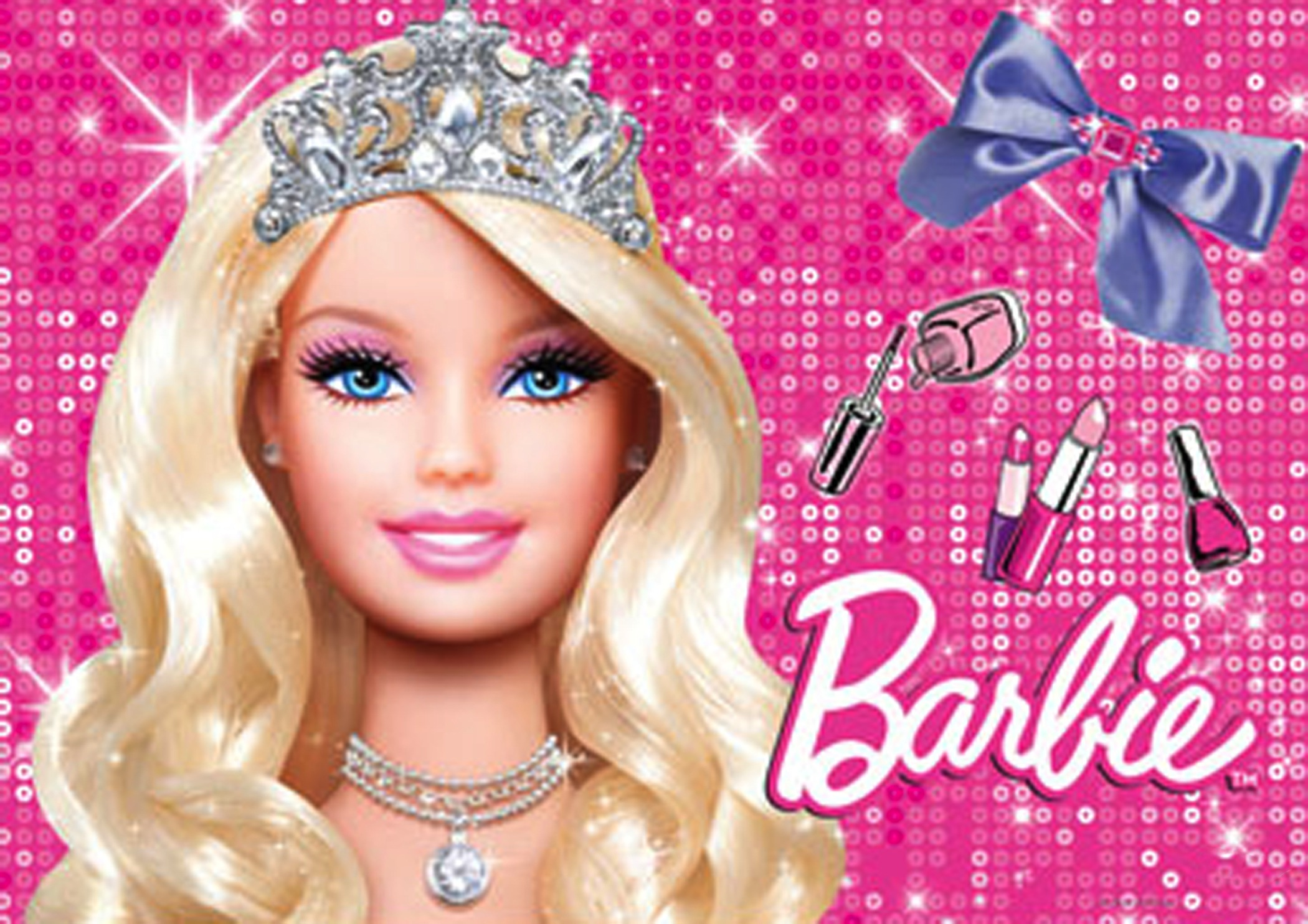 Barbie Princess Makeup