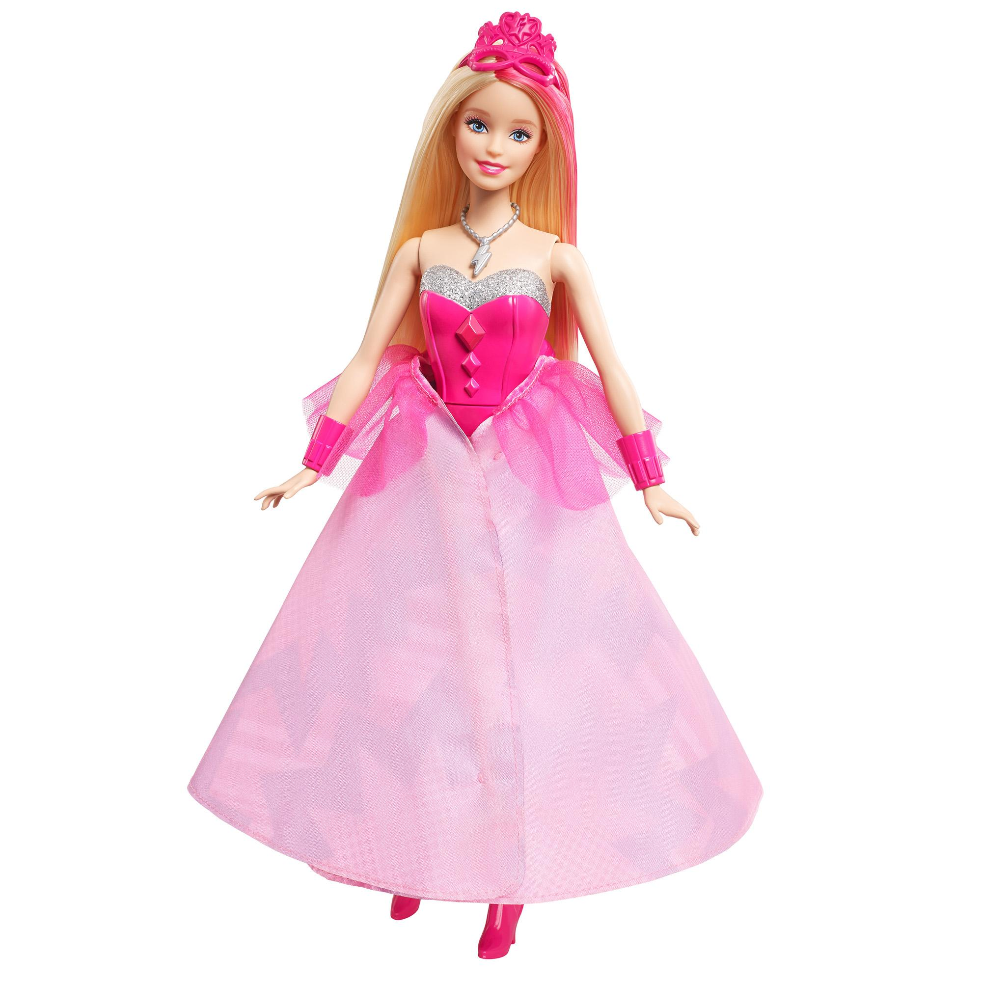 Pink Barbie Doll 613 Kb