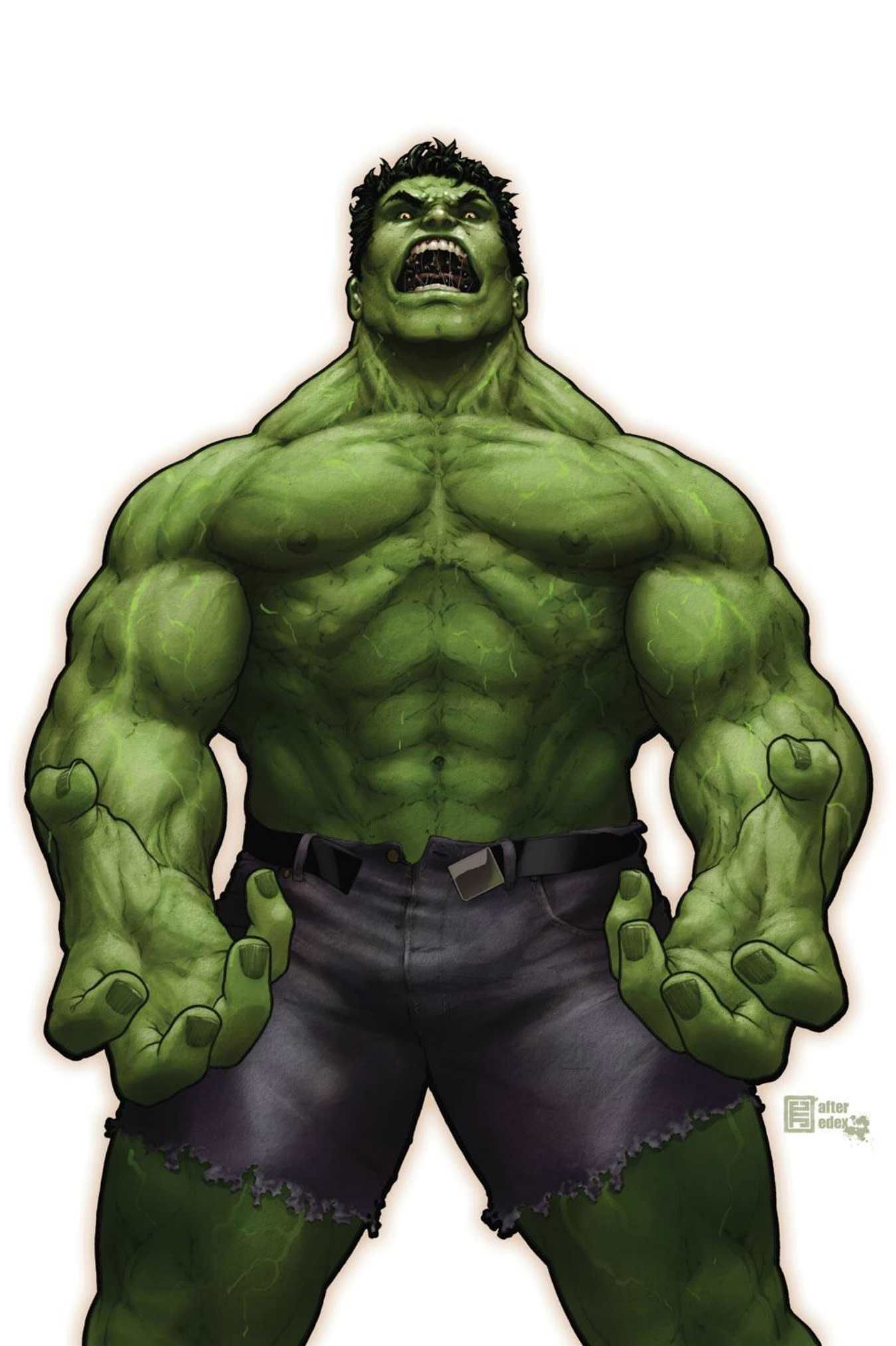 Hulk Fictional Marvel Comics Character