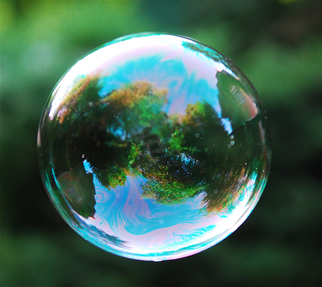 World in a Soap Bubble