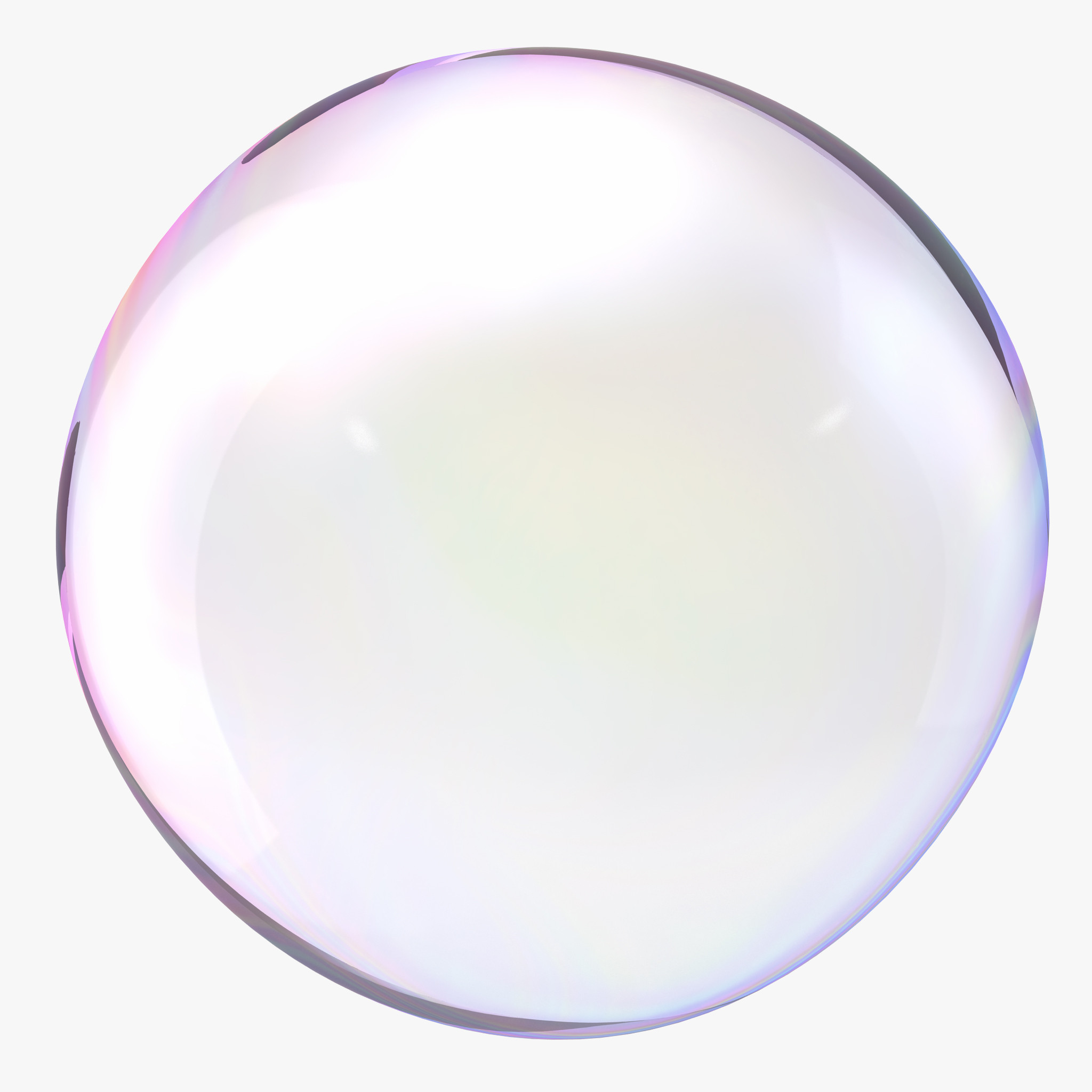 Purple Plain Bubble 476.56 Kb