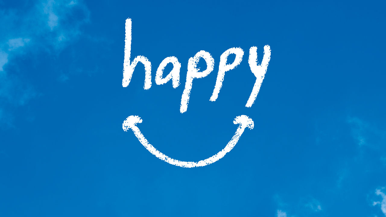 Happy Smile in the Sky 333.22 Kb