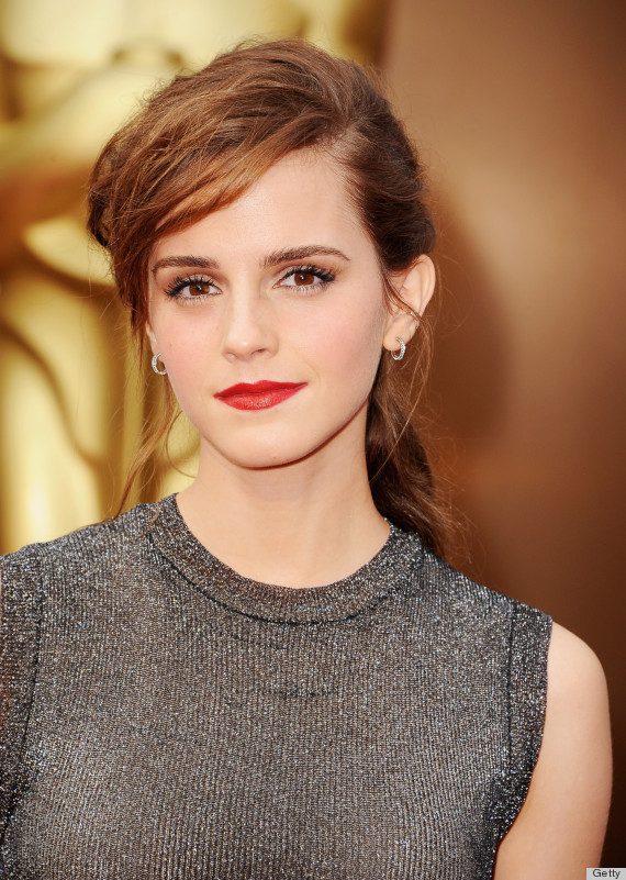 Emma Watson British Actress